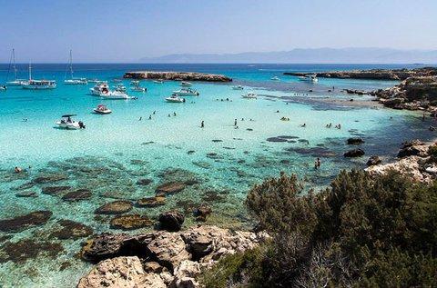 8 napos tengerparti nyaralás Cipruson