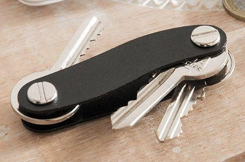 Összezárható svájci bicska kulcstartó
