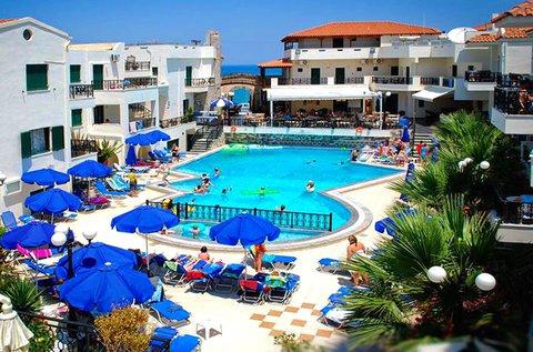 8 nap all inclusive lazítás Krétán repülővel