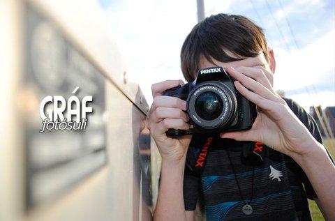 Nyári napközis ifjúsági fotótábor programokkal