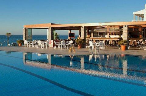 Tengerparti nyaralás Krétán, repülővel