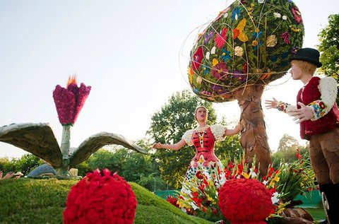 Buszos utazás a Debreceni Virágkarneválra