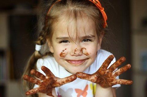 Kézműves csokoládémámor tanfolyam gyerekeknek