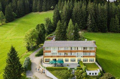 Hétvégi nyaralás az Alpokban, Hohentauern-ben