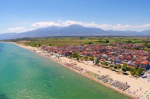 Last minute utazás a görög Olimpyc Beach-re