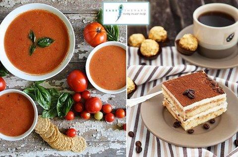 Olasz főzőtanfolyam egészségesen