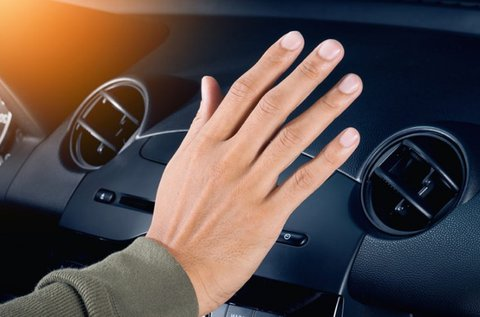 Vegyszermentes, ózonos autóklíma-fertőtlenítés