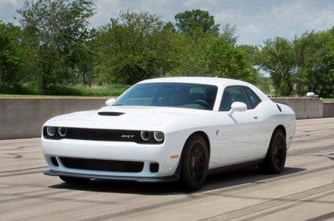 2 körös Dodge Challenger HellCat vezetés