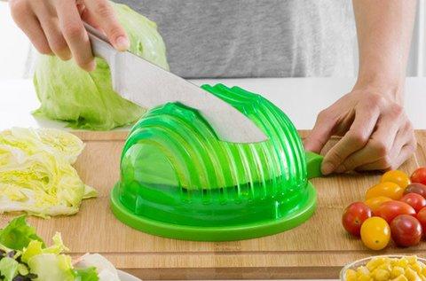 4 az 1-ben Quick Salad salátakészítő