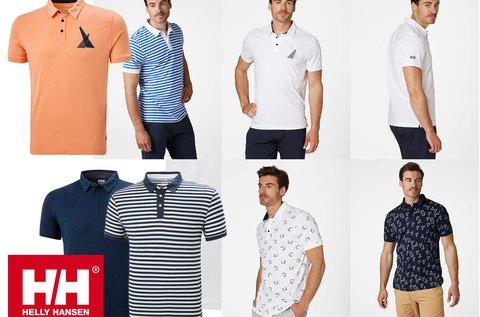 Helly Hansen Fjord férfi pólók több színben