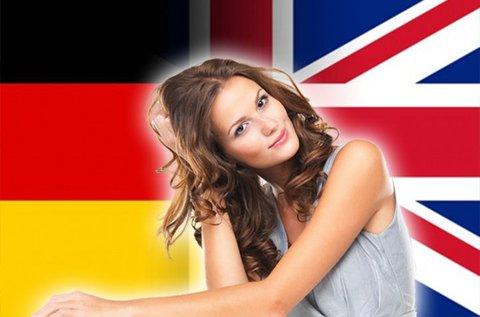 Tudatalattira ható online angol vagy német kurzus