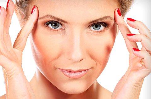 Ránctalanító arckezelés Safe-Laserrel és hyaluronnal