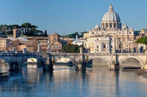 3 napos páros kiruccanás Rómába