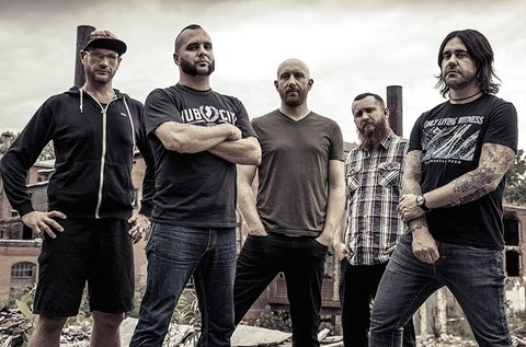 Belépő a Killswitch Engage metalcore koncertre