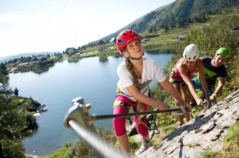 4 napos családi vakáció az Alpokban, hétvégén is
