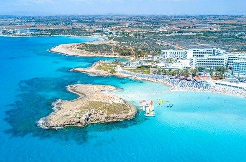 1 hetes vakáció a gyönyörű Cipruson repülővel
