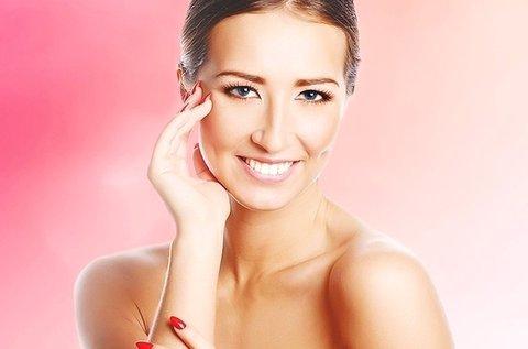 HIFU Lux teljes arc, nyak, toka, dekoltázs kezelés