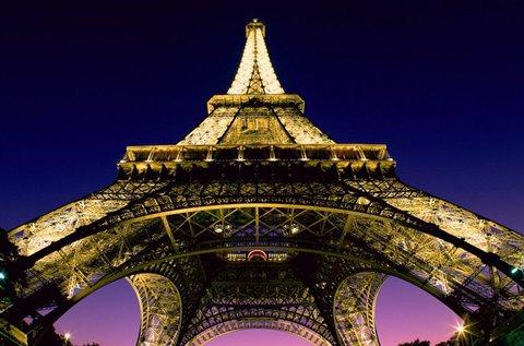 3 napos romantika Párizsban repülővel