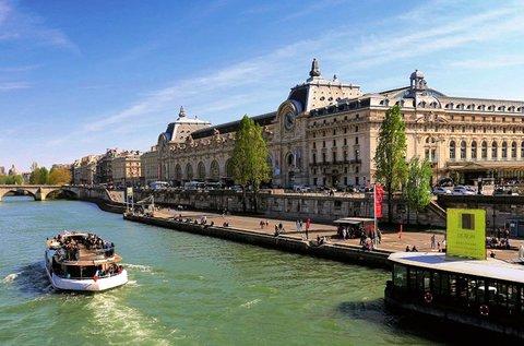3 napos városlátogatás Párizsban repülővel