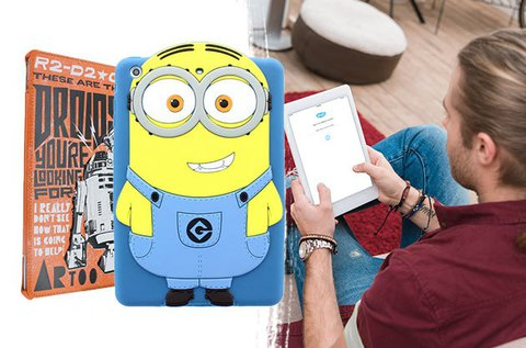 iPad védőtokok választható dizájnban