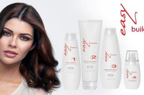 Lisap Easy build hajújraépítő kezelés