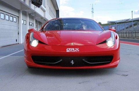 3 körös Ferrari 458 Italia vezetés