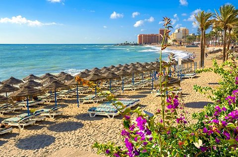 8 napos tengerparti nyaralás a Costa del Sol-on