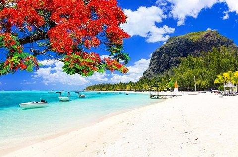 8 napos üdülés Mauritius szigetén repülővel