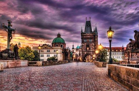 Őszi városnézés várlátogatással Prágában