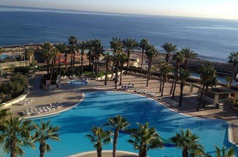 5 csillagos luxus nyaralás Málta szigetén