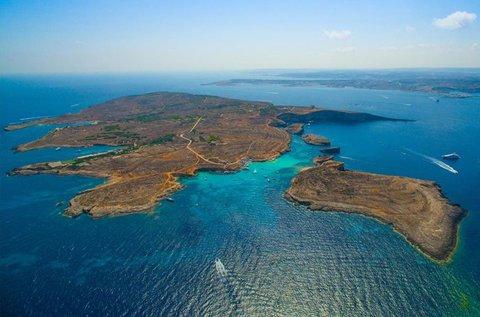 8 napos napfényes vakáció Málta szigetén