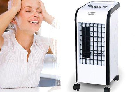 Adler levegő hűtő, párásító és tisztító készülék