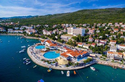6 napos nyaralás a horvátországi Selcében