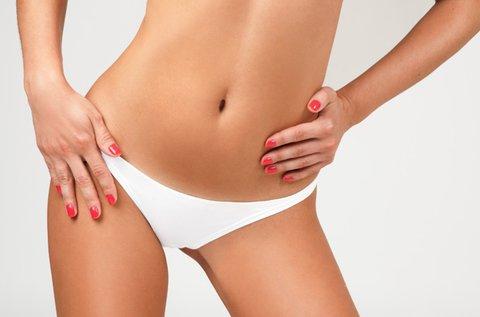 Kavitációs zsírbontó és alakformáló kezelés