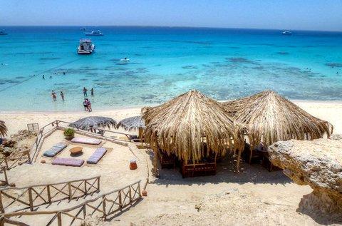 1 hetes mesés vakáció Hurghadán repülővel