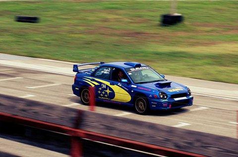 3 körös Subaru Impreza 350 élményvezetés