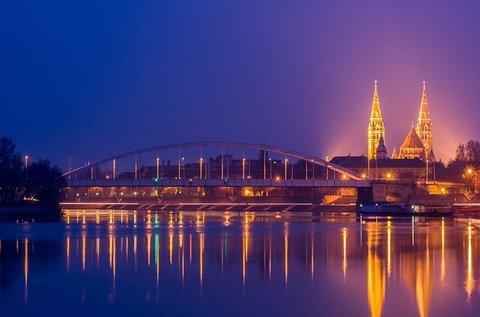 3 napos feltöltődés Szegeden