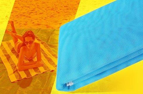 Homokmentes strandszőnyeg