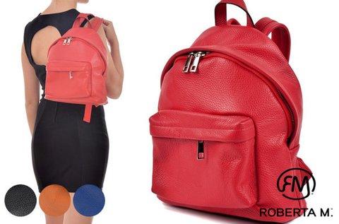 Roberta M Basic bőrtáska 4 választható színben