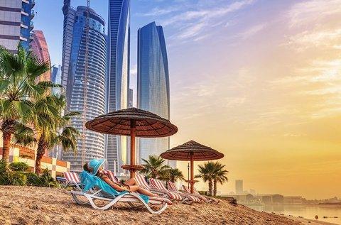 4 csillagos luxusüdülés Dubaiban repülővel