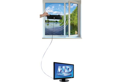 HD 6 Clear Vision Digital TV antenna