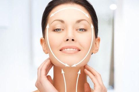 Bőrfiatalítás arc-, nyak- és dekoltázs területeken