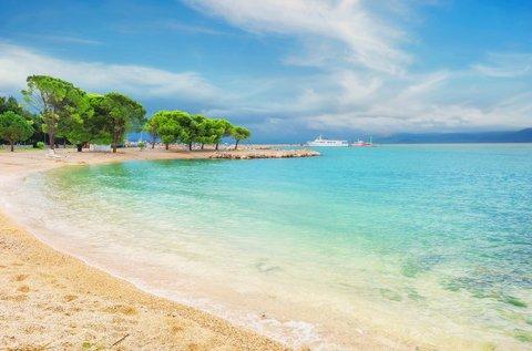 6 napos családi pihenés Horvátország tengerpartján