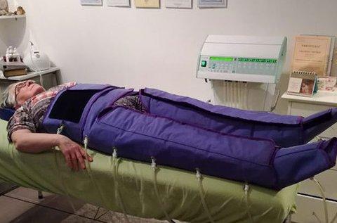 1 alkalmas nyirokrendszeri kezelés