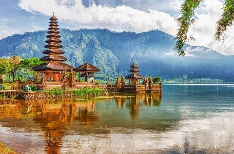 Felejthetetlen nyaralás az istenek szigetén, Balin