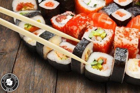30 db-os maki és nigiri sushi válogatás