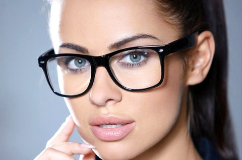 Minőségi bifokális szemüveg látásvizsgálattal