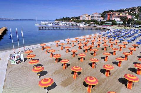 6 napos üdülés a szlovén tengerparton, Portorozban