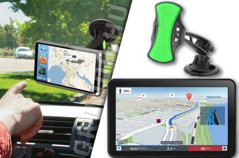 7 colos Android GPS navigációs szoftverrel