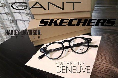 Szemüvegkészítés Essilor lencsével, márkás kerettel
